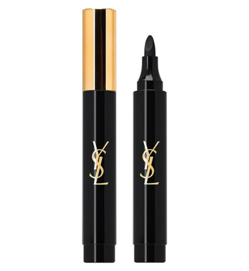 Yves Saint Laurent Couture Eye Marker Fall Look 2016