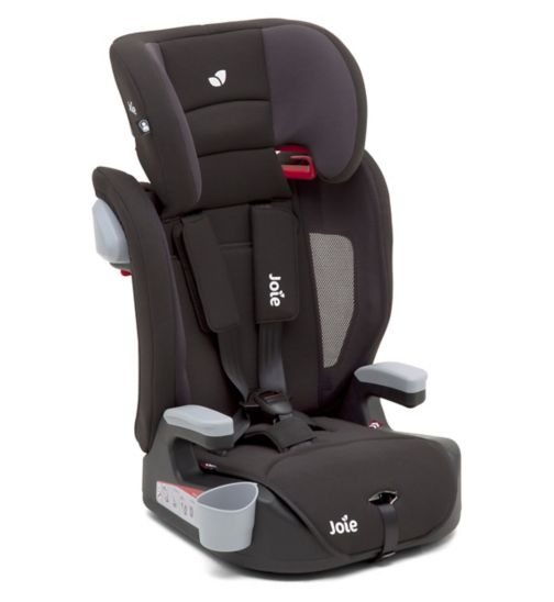 Joie Elevate 1/2/3 Car Seat Two Tone Black
