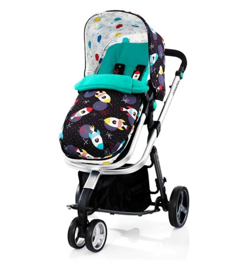 Cosatto Giggle2 Travel System Space Racer
