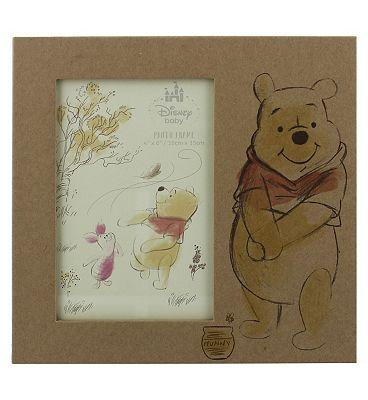 Disney Winnie the Pooh Photo Frame 4x6