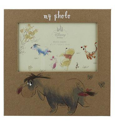 Disney Winnie the Pooh Eeyore Photo Frame 4x6