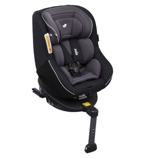Joie Spin 360 Car Seat - Two Tone Black