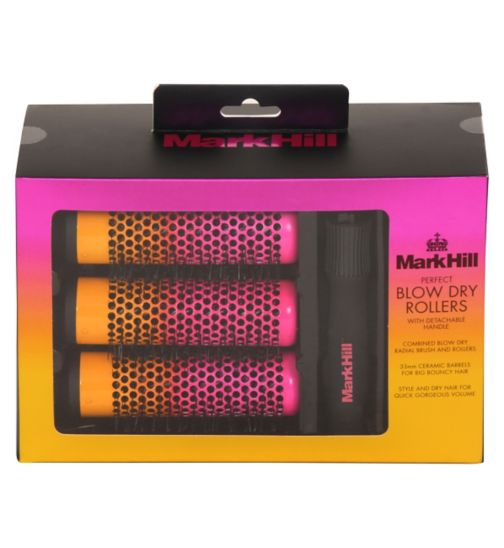 Mark Hill Detachable Roller Brush