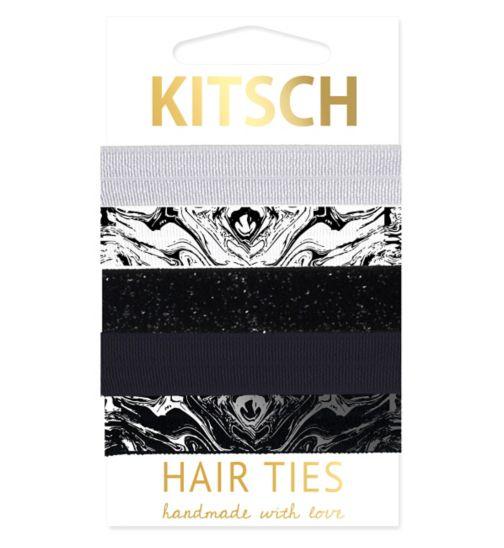 Kitsch Hair Tie Marble