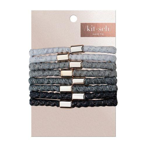 Kitsch Perfect Ponytail Pack Black