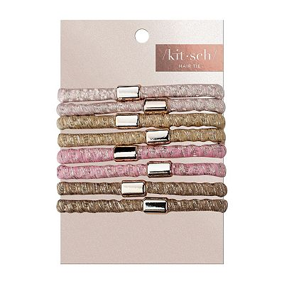 Kitsch Perfect Ponytail Pack Beige