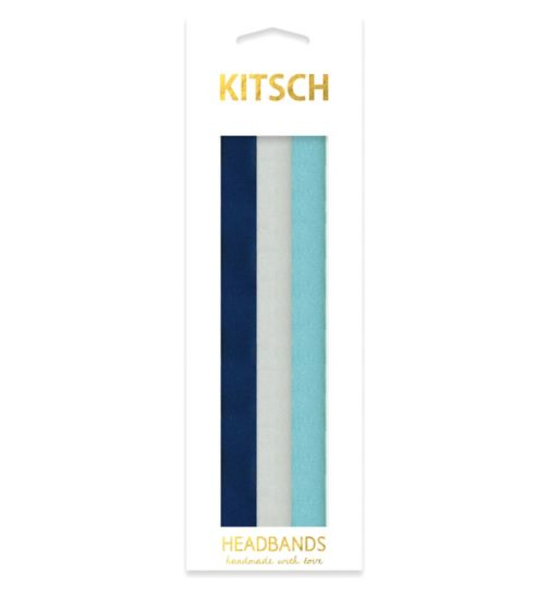 Kitsch Headbands Blue Bird