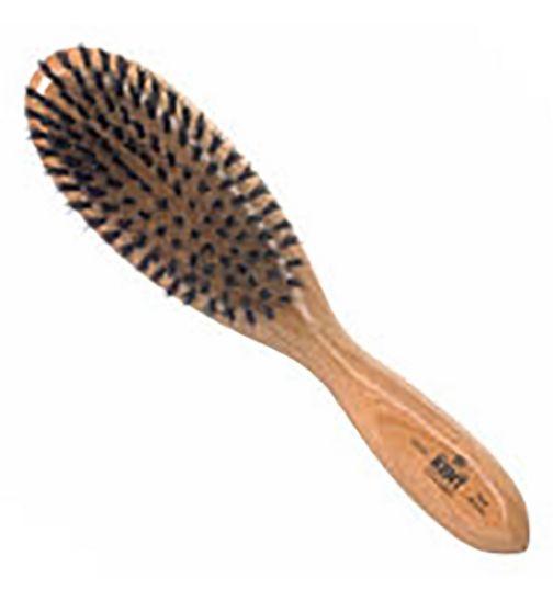 Kent Ladies Hairbrush Oval LC22B