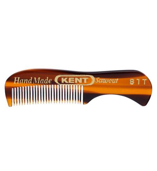 Kent Comb Beard & Moustache A 81T