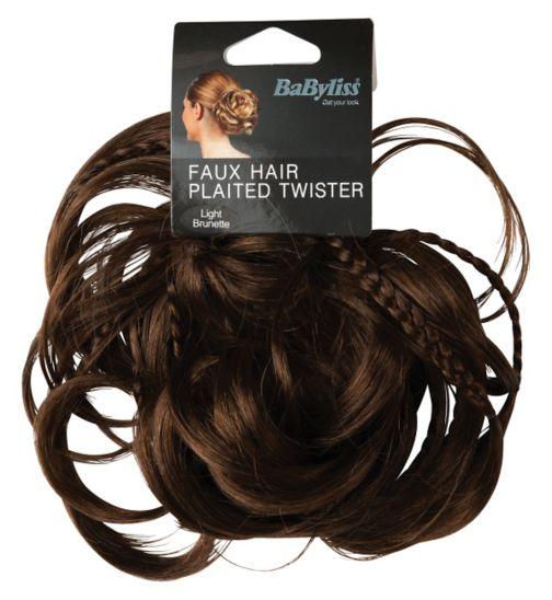 Babyliss Faux Hair Twister Light Brunette