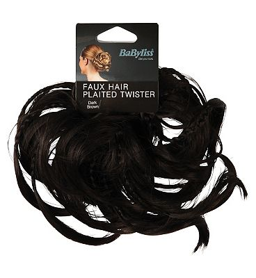 Babyliss Faux Hair Twister Dark Brown
