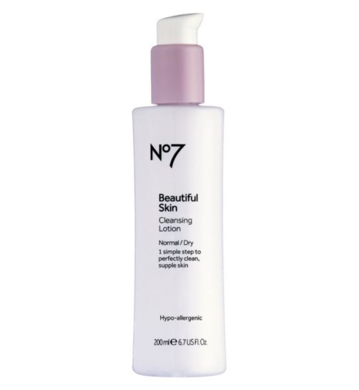 o7 Beautiful Skin Cleansing Lotion normal/dry 200ml