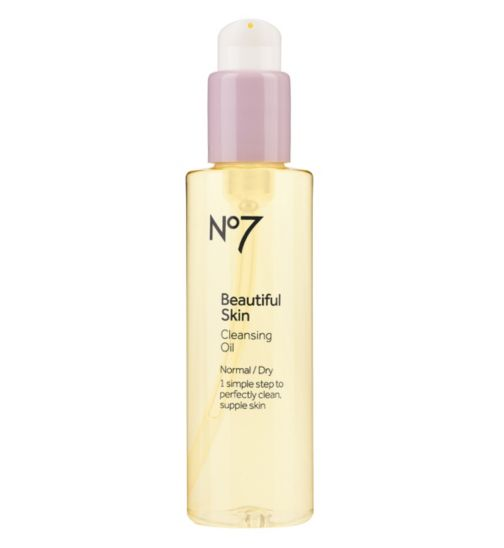 No7 Beautiful Skin Cleansing Oil 150ml