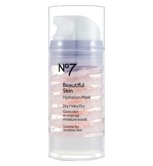 No7 Beautiful Skin Hydration Mask Dry / Very Dry 100ml