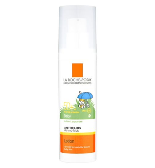 Image result for La Roche-Posay Anthelios Dermo baby Sun Lotion SPF50+ 100ml Read more at http://www.boots.com/la-roche-posay-anthelios-dermo-kids-sun-lotion-SPF50-100ml#qT0pRSlU8yZTzlYc.99