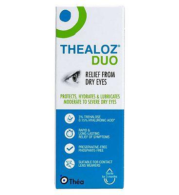 Thealoz Duo - 10ml