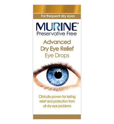 Murine Professional Advanced Dry Eye Relief - 10ml