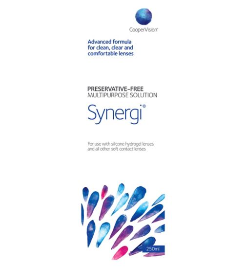 Synergi Preservative-Free Multipurpose Solution - 250ml