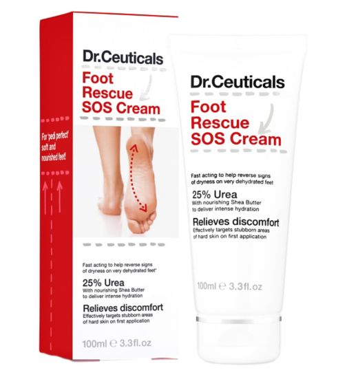 Dr.Ceuticals Foot Rescue SOS Cream - 100 ml