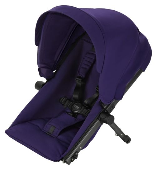 Britax B-READY Pushchair Second Seat - Mineral Purple
