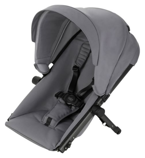 Britax B-READY Pushchair Second Seat - Steel Grey