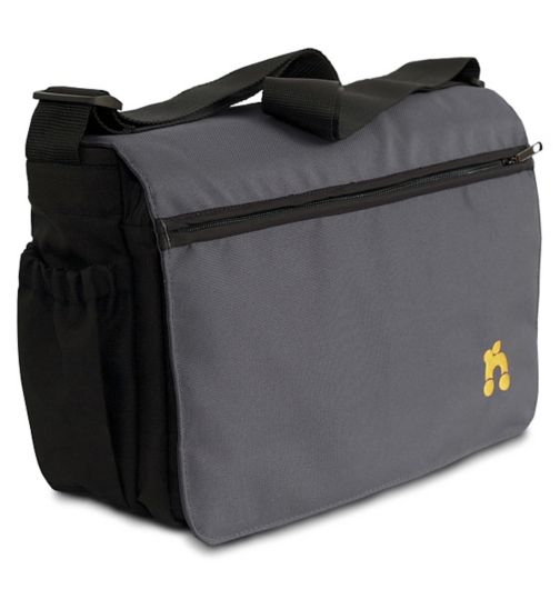 Out 'n' About Nipper Changing Bag - Steel Grey