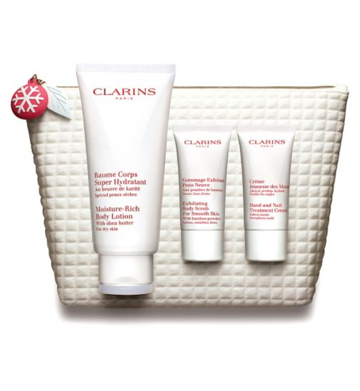 Clarins Winter Body Care Essentials Collection