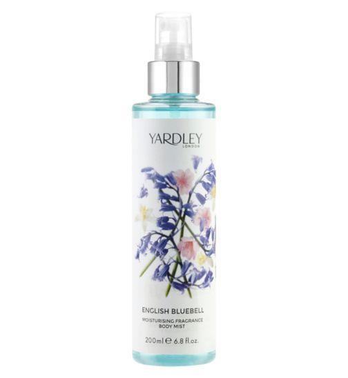 Yardley English Bluebell Fragrance Mist200ml