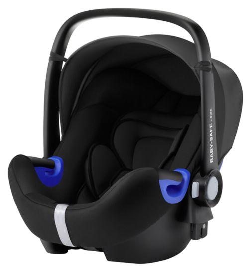 Britax Romer Baby-Safe i-Size Group 0 Car Seat - Cosmos Black