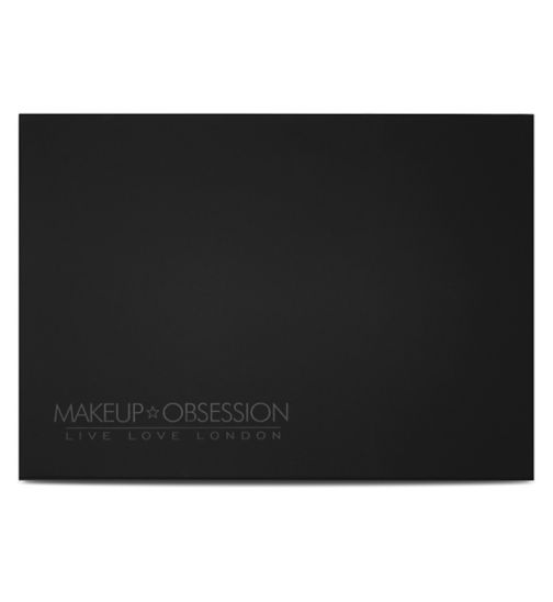 Makeup Obsession Medium Palette Luxe Matte Obsession