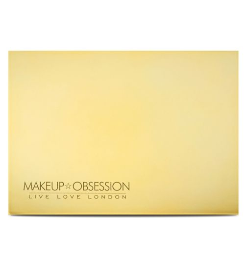 Makeup Obsession Medium Palette Luxe Gold Obsession