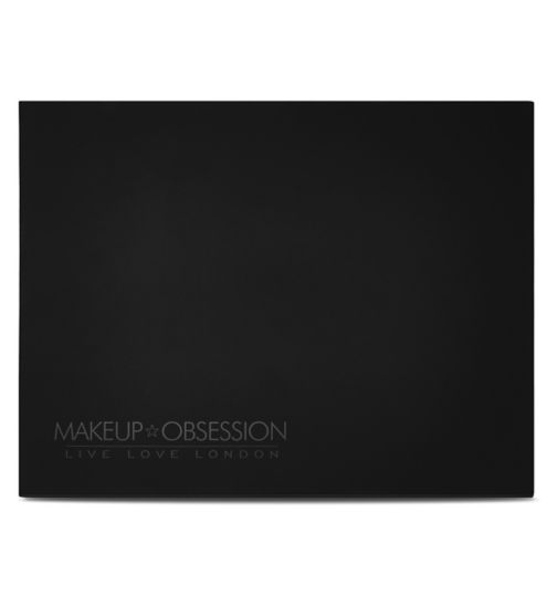 Makeup Obsession Large Palette Luxe Total Matte Obsession