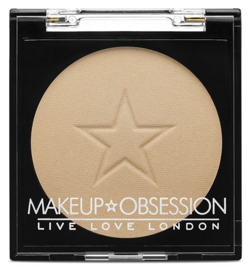 Makeup Obsession Eyeshadow E106 Bone