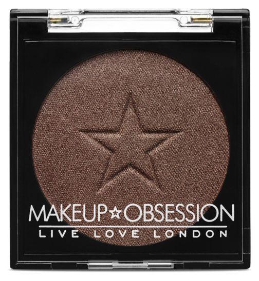 Makeup Obsession Eyeshadow E108 Espresso