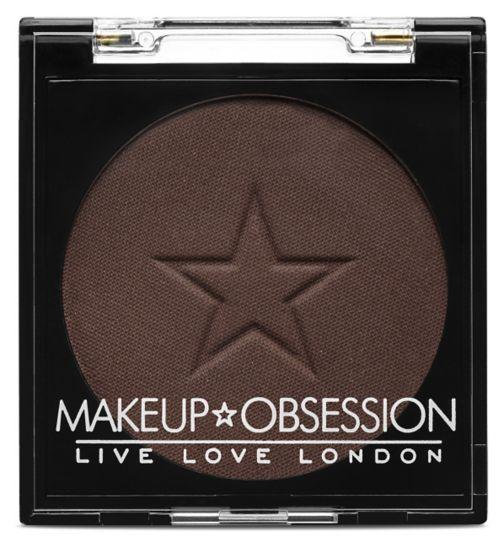 Makeup Obsession Eyeshadow E118 Bourbon Brown