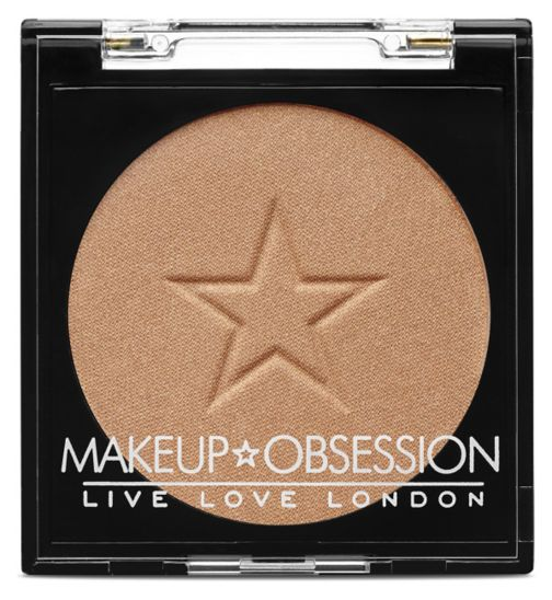 Makeup Obsession Eyeshadow E121 Flushed