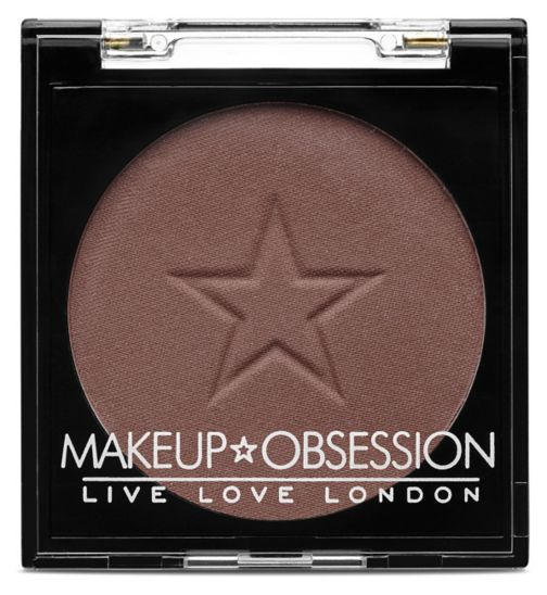 Makeup Obsession Eyeshadow E127 Chocolate Cream