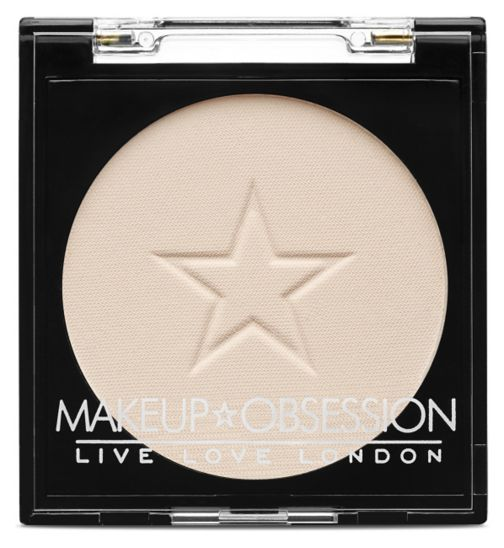 Makeup Obsession Eyeshadow Base E132 Pearl
