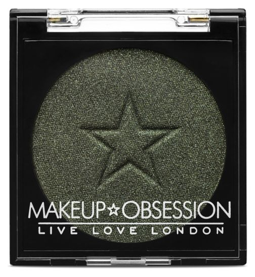 Makeup Obsession Eyeshadow E133 Emerald Fizz