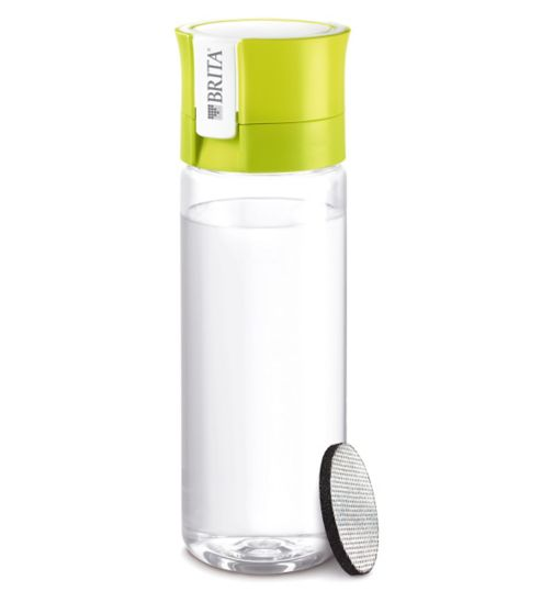 BRITA Fill & Go Vital Water Filter Bottle - Lime