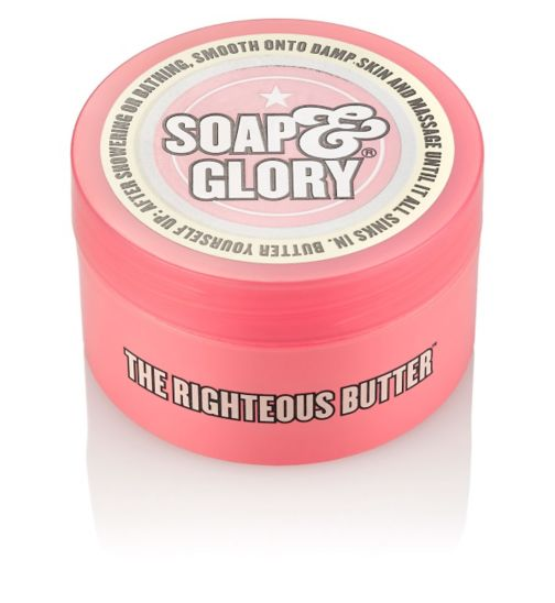 Soap & Glory The Righteous Butter body butter mini 50ml