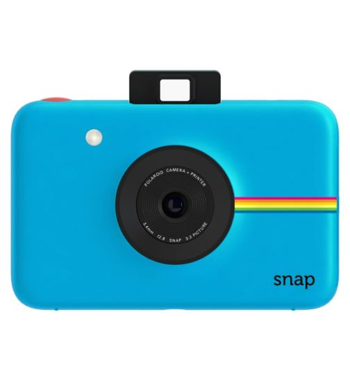 Polaroid Snap Instant Camera Blue