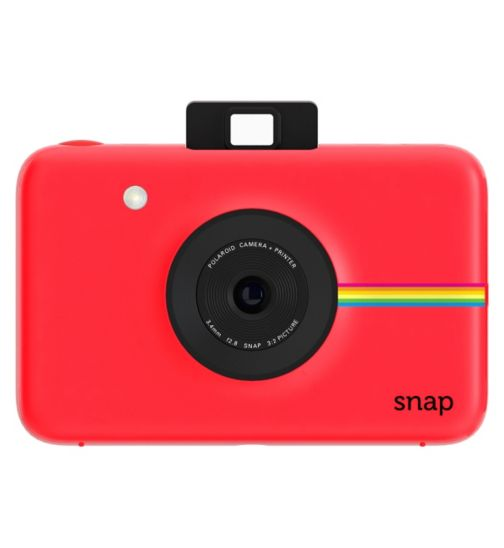 Polaroid Snap Instant Camera Red