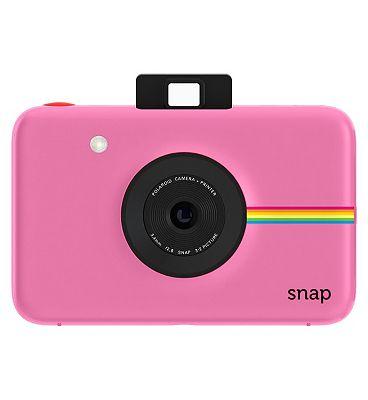 Polaroid Snap Instant Camera Blush Pink