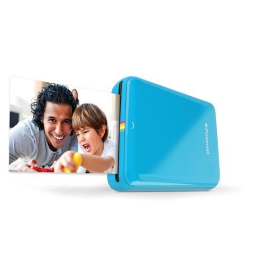 Polaroid Zip Instant Mobile Printer - Blue
