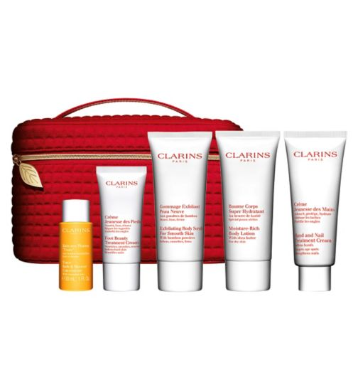 Clarins Winter Body Favourites set BOOTS EXCLUSIVE
