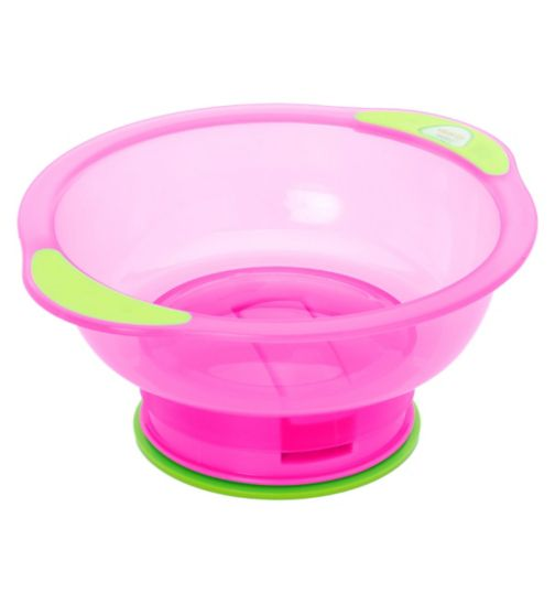 Vital Baby Unbelievabowl Suction Bowl - Pink