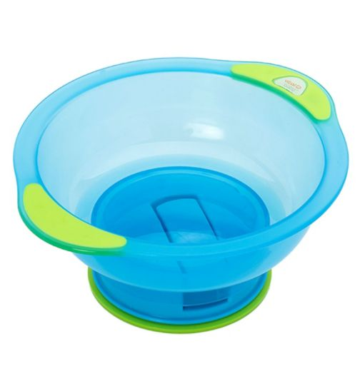 Vital Baby Unbelievabowl Suction Bowl - Blue