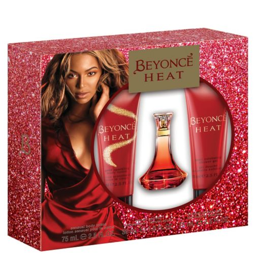 Beyoncé Heat 30ml gift set