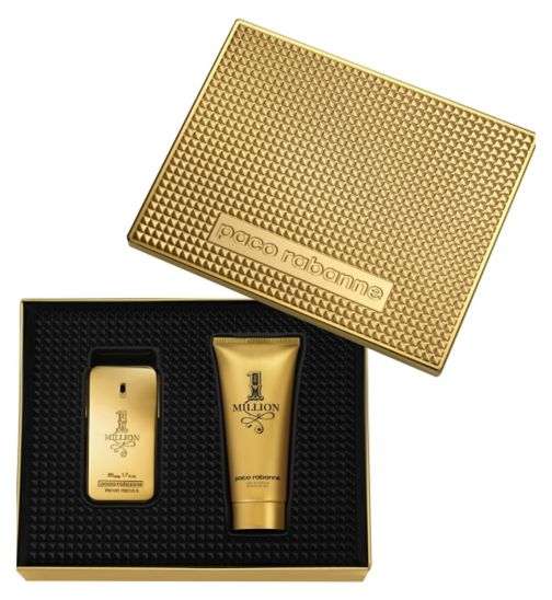 Paco Rabanne 1 Million 50ml gift set